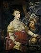 Goltzius, Hendrik - Umkreis: Judith mit dem Haupt des Holofernes