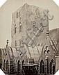 Fuchs, Charles: View of Petri Church in Hamburg