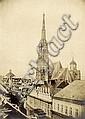 Auer, Alois: St. Stephan's tower, Vienna