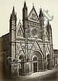 Alinari, Leopoldo: Orvieto Cathedral