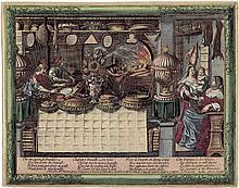 Bosse, Abraham: Le Patissier