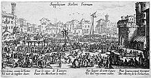 Callot, Jacques: Les supplices