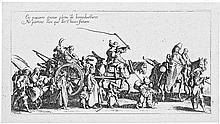 Callot, Jacques: Les Bohémiens en marche