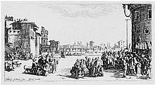 Callot, Jacques: Le Marché d'esclaves - Die kleine Ansicht von Paris