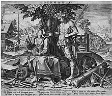 Sadeler, Johannes I: Germania
