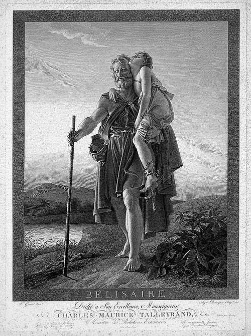 Desnoyers, Auguste Gaspard Louis: Bélisaire