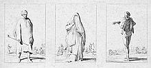 Berteaux, Hippolyte Dominique: Studienblatt