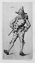 Guérard, Henri Charles: Pulcinella