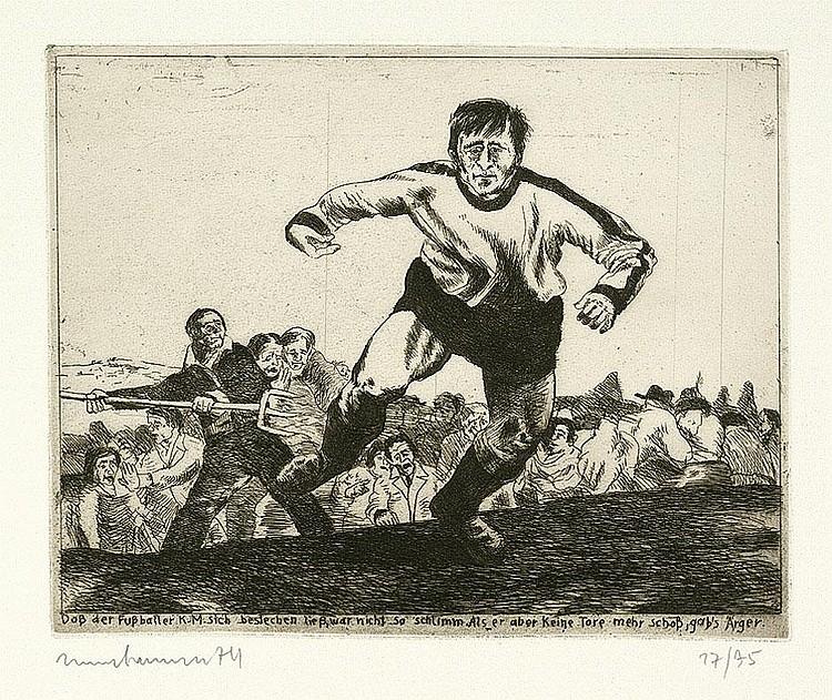 Neuenhausen, Siegfrid: Goya-Variationen