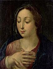 Flämisch: 1617. Die Madonna im Gebet