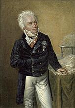 Weindauer, Carl: Bildnis des preußischen Staatskanzler Karl August von Hardenberg