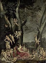 Testa, Pietro - nach: Caritas in einer Landschaft