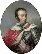 Lampi d. Ä., Johann Baptist: Erzherzog Karl in Rüstung