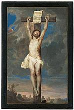Cabbaey, Michiel: Christus am Kreuz