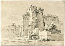 Busse, Georg Heinrich: Der Tempel der Venus und der Roma in Rom