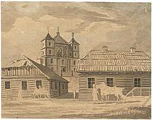 Adam, Albrecht: Trakai in Litauen