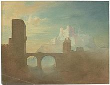 Eibner, Friedrich: Blick auf Toledo