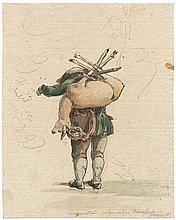 Dillis, Johann Georg von: Der Revierförster Augustin Hilgenrainer mit erlegtem Rehbock