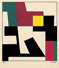 Claisse, Geneviève: Geometrische Komposition