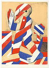 Antes, Horst: Streifenfigur