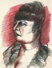 Albert, Hermann: Portrait