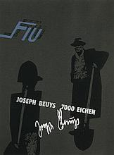 Beuys, Joseph: FIU Joseph Beuys, 7000 Eichen
