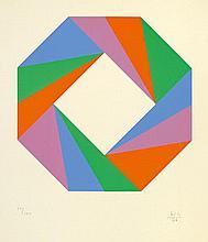 Bill, Max: Geometrische Komposition
