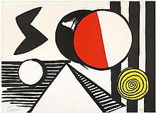 Calder, Alexander: Le S et le O