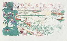 Bonnard, Pierre: Le Canotage