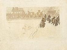 Bonnard, Pierre: Le Pont