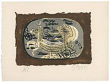 Braque, Georges: Phaéton (Char I)