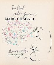 Chagall, Marc: Blumenstrauß