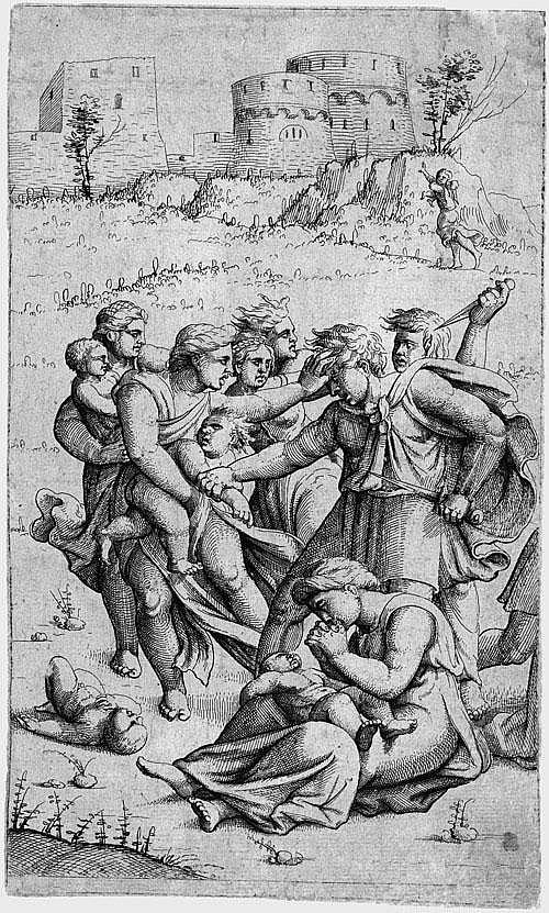 Hirschvogel, Augustin Der bethlehemitische