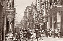 China: Picturesque Hongkong