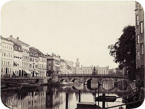 Ahrendts, Leopold Burg Stra ▀ e - Lange