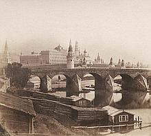 Russia: Bolschoy Kamenny Bridge, Moscow
