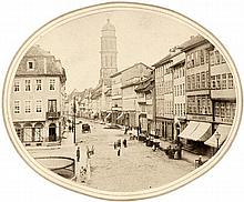 Steuber, Gebrüder: Views of Göttingen