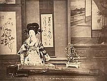 Suzuki, Shinichi I and Baron von Raimund Stillfried-Ratenicz: Japanese portraits