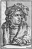 Sichem, Christoffel van I: Phantasiebildnis eines Mannes mit Federbarett und Handschuh, Christoffel