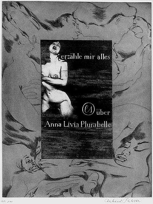 Schlotter, Eberhard: Anna Livia Plurabelle