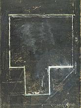 Mackendree, William: Ohne Titel (Weiß auf Schwarz)