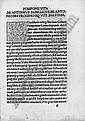 Laetus, Pomponius: Romanae historiae compendium