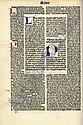 Biblia cum postillis Nicolai de Lyra: Straßburg, Grüninger, 1492