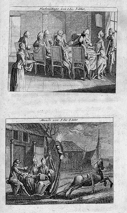 Lavater, Johann Caspar: Geheimes Tagebuch