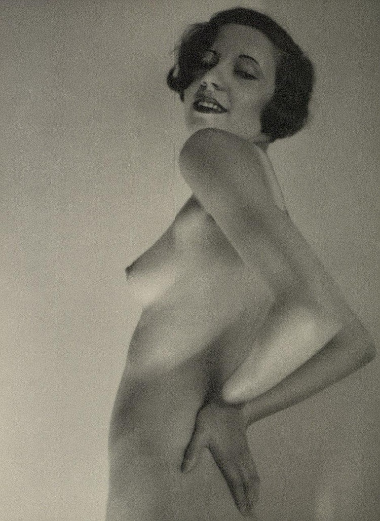 Perckhammer, Heinz von: Female nude