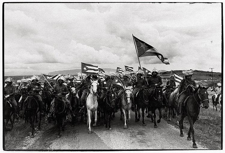 Corrales, Raul: La Caballeria 1960
