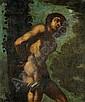 Vaccaro, Andrea - zugeschrieben: Der hl. Sebastian am Baum