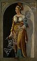 Deutsch, um 1560: Die hl. Elisabeth von Thüringen