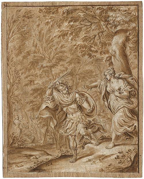 Fratta, Domenico Maria: Rinaldo und Armida
