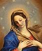 Oberitalienisch, um 1680: Die Jungfrau mit der Sternenkrone